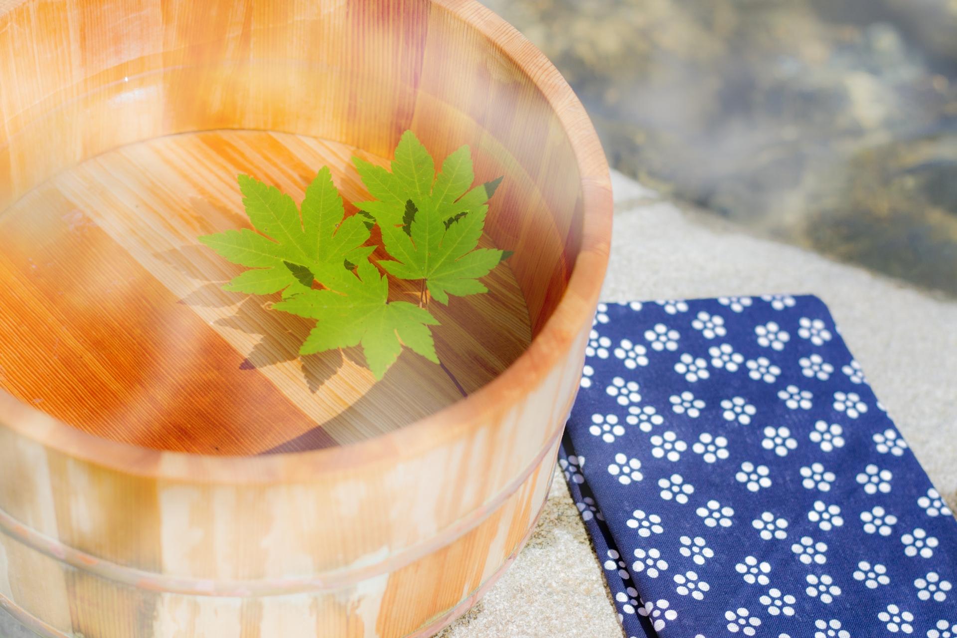 長寿大国日本とお風呂の関係